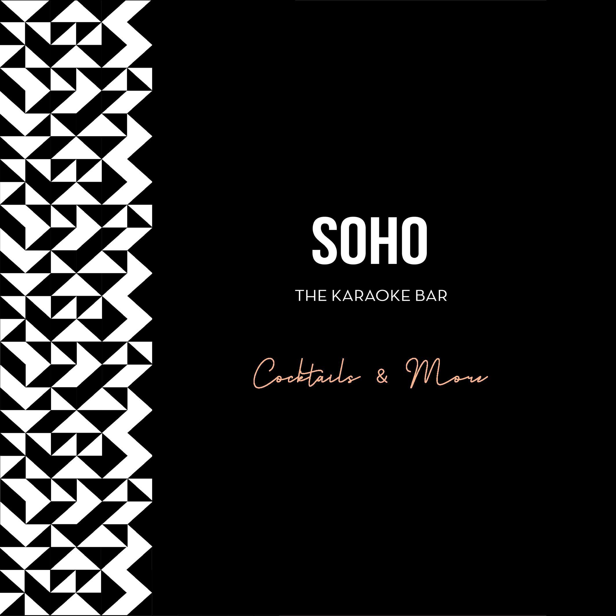 SOHO MENU 2020 BLACK KARE page 001