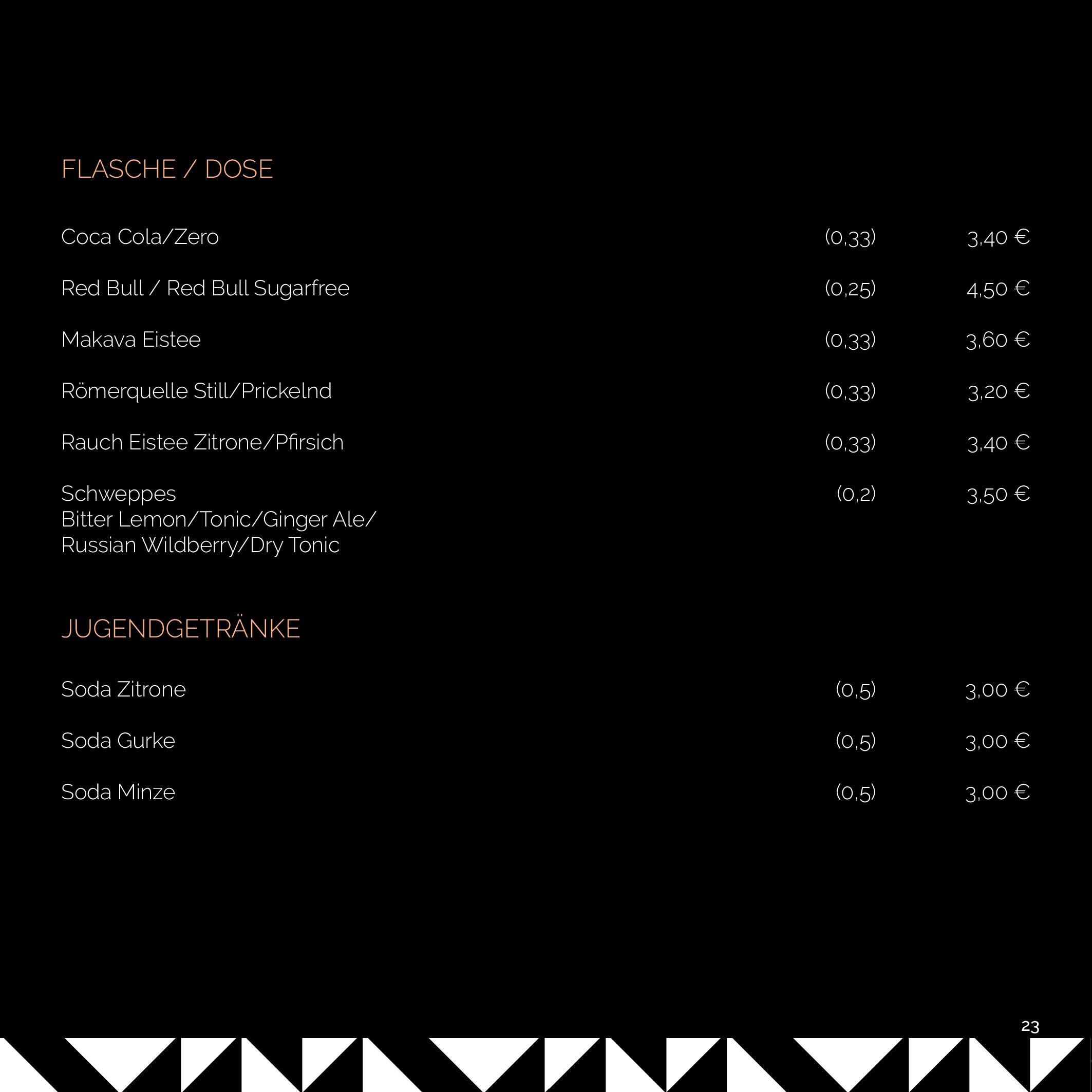 SOHO MENU 2020 BLACK KARE page 023